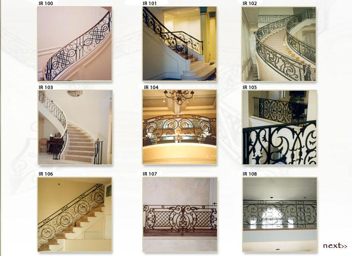 antique ornamental iron works